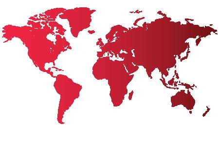 Halliday Finch World Map